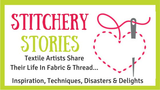 Stitchery Stories | Textile Art Podcast