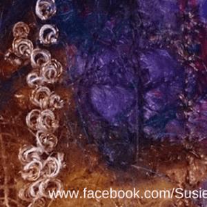 susie martin textile artist textile art detail 2