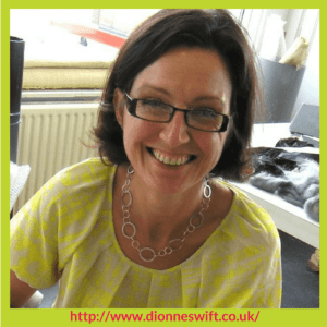 Dionne Swift Guest on Stitchery Stories Podcast