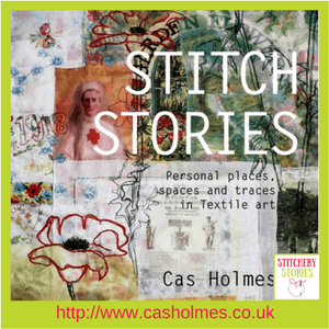 Stitch Stories Book By Cas Holmes Stitchery Stories Podcast Guest