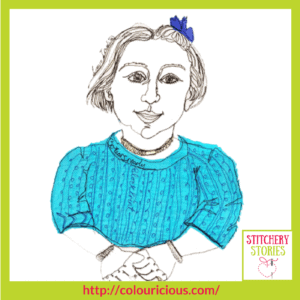 Jamie Malden Stitchery Stories Textile Art Podcast Guest