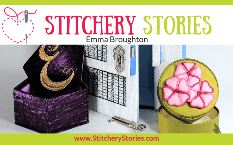 Emma Broughton Stitchery Stories Textile Art Podcast Wide Art