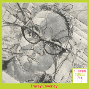 Tracey Coverley Stitchery Stories Podcast Guest