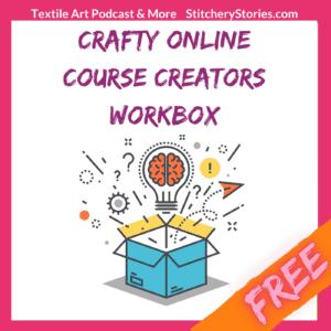 crafty online course creators workbox