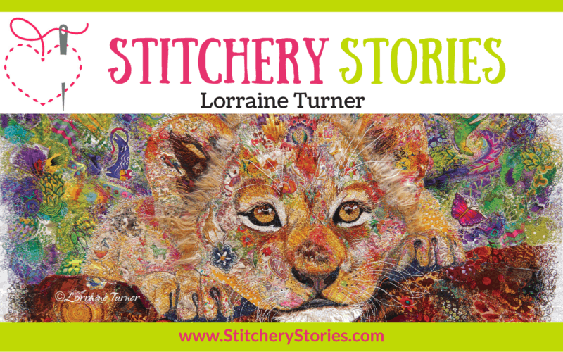 Lorraine-Turner-guest-Stitchery-Stories-textile-art-podcast-Wide-Art