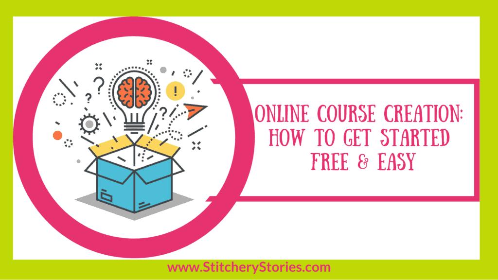 online course creation blog post image